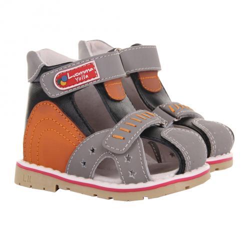 Обувь ортопедическая детская LM201