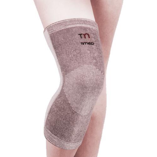 Бандаж на коленный сустав эластичный с ребрами жесткости и бамбуковым волокном TI-220
