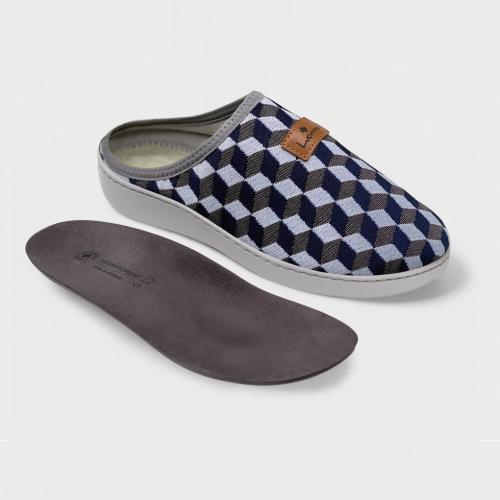 Обувь ортопедическая домашняя LM-803.024