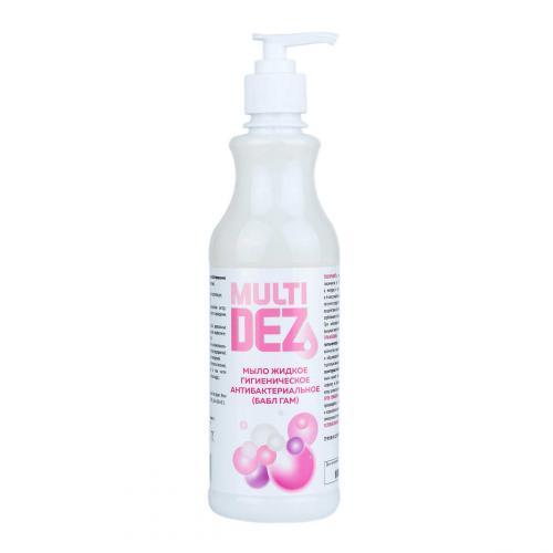 Мыло жидкое гигиеническое антибактериальное МультиДез