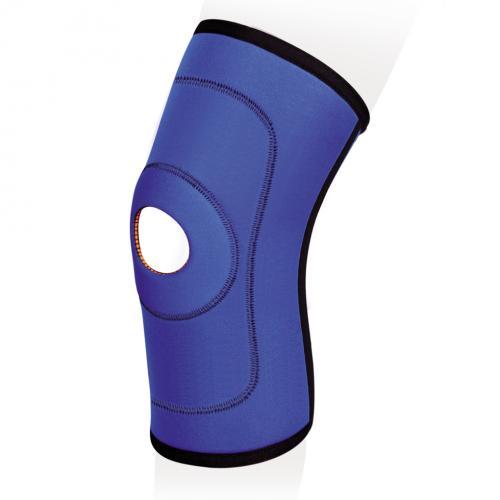Бандаж на коленный сустав неразъемный KS-054