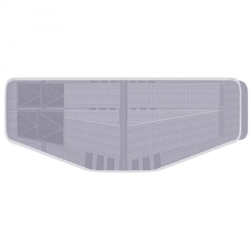 Корсет грудопояснично – крестцовый жесткой фиксации TOM1014