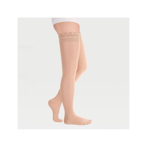 Компрессионные чулки с открытым носком ID-310