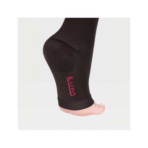 Компрессионный моночулок с открытым носком на левую ногу ID-330L